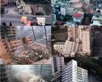 زمین لرزه موجب شد ژاپن از شبه جزیره کره دورتر شود