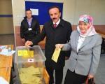 نامزد انتخاباتی که همسرش به او رای نداد (+عکس)