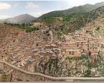روستای پالنگان؛ از زیباترین روستاهای پله کانی