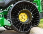 پایان کابوس پنچری با تولید صنعتی تایرهای بدون باد!