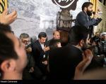 عکس: اجتماع علمداران با حضور احمدی نژاد