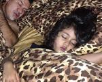 متفاوت ترین عکس ممکن از علی دایی و دخترش