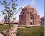 گنبد جبلیه کرمان آثاری زیبا