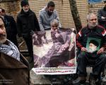 عکس: برگزاری تجمع اعتراضی در تهران