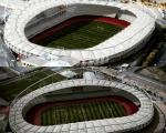 مدرن ترین ورزشگاه ایران در حال تکمیل + عکس