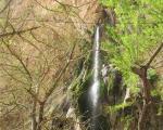 آبشار زیبای 70 متری+ تصاویر