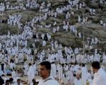 عکس: اجتماع میلیونی برای بندگی خدا