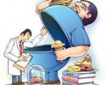 10 چیزی که هرگز فکر نمیکنید چاقتان کند