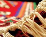 گلیج بافی یکی از دستبافتههای سنتی ایران