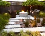 ایده هایی خیره کننده برای حیاط خلوت کوچک