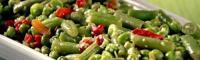 20 دستور غذا با نخود سبز که باید امتحان کنید (2)