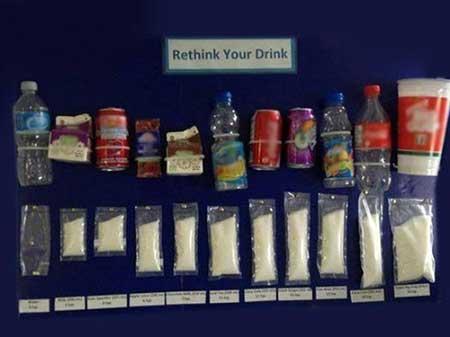 اخبار ,اخبار علمی ,میزان شکر پنهان شده در مواد غذایی