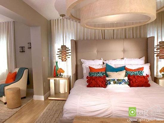مدل اتاق خواب عروس با چیدمانی عاشقانه و رمانتیک / عکس