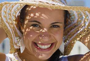 محافظت از موها,صدمه به موها ,ضد آفتاب برای موها