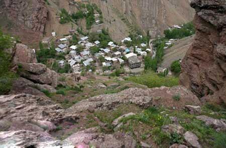 آسارا,آبشار آسارا,آسارا کجاست