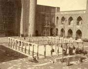 مسجد پیرزن, عکس مسجد پیرزن, گوهرشاد, مسجد گوهرشاد