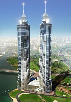 بلندترین هتل, بلندترین هتل جهان ,بلندترین هتل دنیا