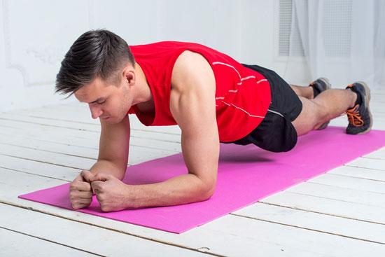 تمریناتی برای از بین بردن سلولیت های پشت پا و باسن