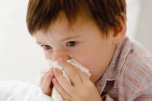 کوچولو سرماخورده!