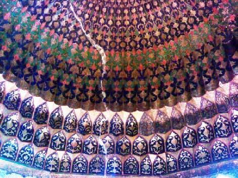 یادگار چینی ها در اردبیل