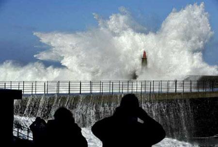 عکسهای جالب,تصاویر جالب,موج دریا