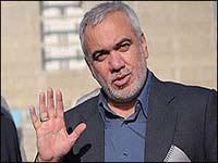 فتحاللهزاده:جباری حق ندارد به خاطر پول قهر كند