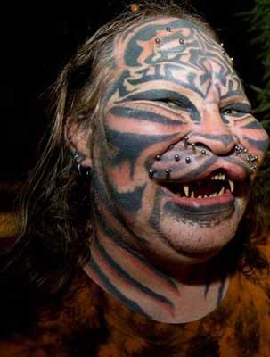 زشت ترین و وحشتناک ترین زن جهان! + عکس