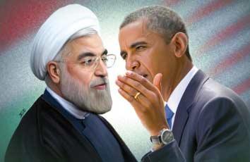 جزئیات  گفتوگوی تلفنی روحانی و ظریف,خداحافظی اوباما به زبان فارسی