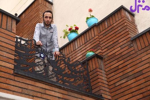 زندگی ایرانی در ایوان شصت ساله خانه الفت