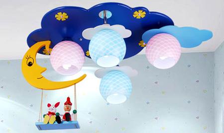 لوستر برای اتاق خواب کودک,تصاویر لوستر اتاق خواب کودک,لوستر اتاق خواب کودک