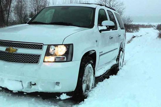 ده خودروی مناسب برای فصل زمستان