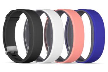 دستبند هوشمند Smartband ۲,ویژگیهای دستبند Smartband ۲,دستبند هوشمند
