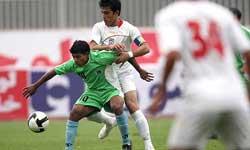 ديدارتيم فوتبال جوانان باارمنستان و اوكراين