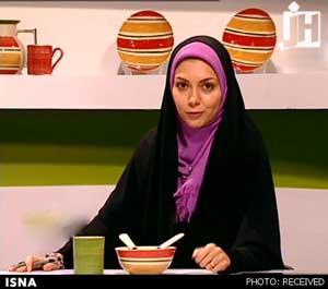 گفتگو با آزاده نامداری,مجری تلویزیون