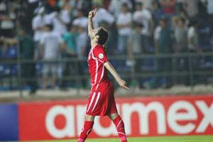 فوتبال ملی , توافق محمدرضا خلعتبری با پرسپولیس