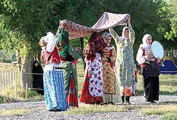 رسوم مردم زنجان, مراسم ازدواج