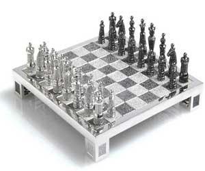 پاداش کسی که شطرنج را اختراع کرد!!