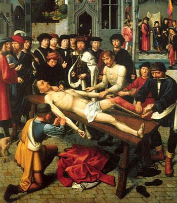قرون وسطی, ترسناک ترین شکنجههای قرون وسطی