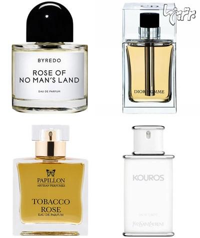 شخصیت شناسی آقایان از روی عطری که می زنند