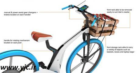 دوچرخه, امکانات , مطالب خواندنی