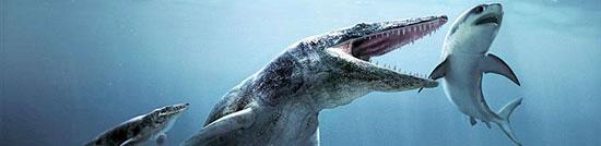 معروفترین دایناسورهای جهان: موساسور