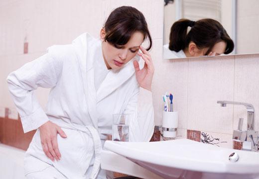 مقابله با مشکلات شایع دوران بارداری