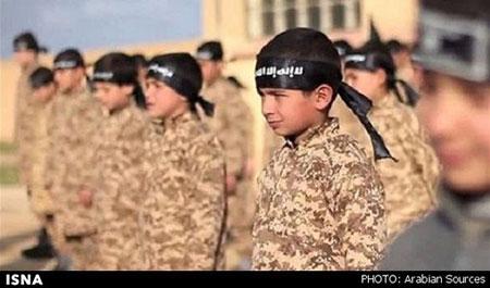اخبار,اخبارربین الملل,داعش ارتش زنان و کودکان ایجاد میکند