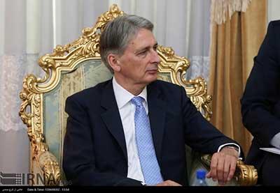اخبار,اخبار سیاست  خارجی,دیدارعلی شمخانی با فیلیپ هاموند