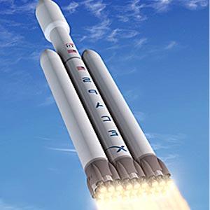 اخبار ,اخبار علمی ,قویترین موشک فضایی دنیا