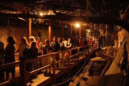 سیاتل یکی از عجایب زیر زمینی جهان