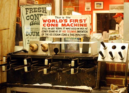 تاریخچه بستنی در جهان, تاریخچه بستنی, تاریخچه بستنی در دنیا