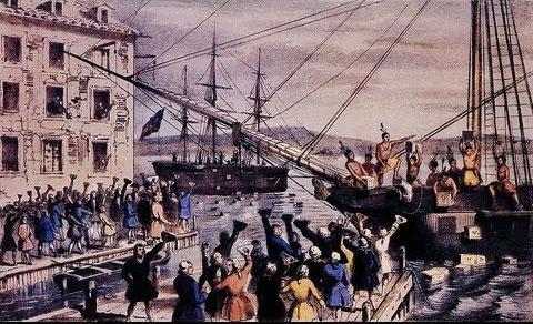 انقلاب با چای؛ نگاهی به جنبش «تی پارتی»