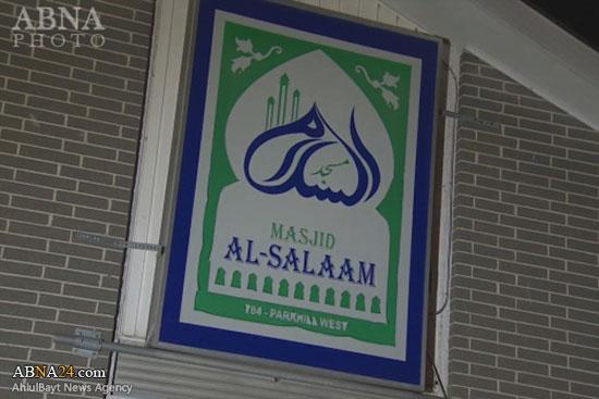آتشسوزی عمدی دو مسجد در کانادا و اسپانیا