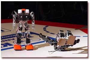 طراحی روشی برای كنترل اینترنتی روبات طراحی